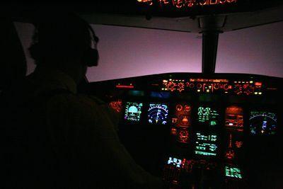 Cessna night flying instruments