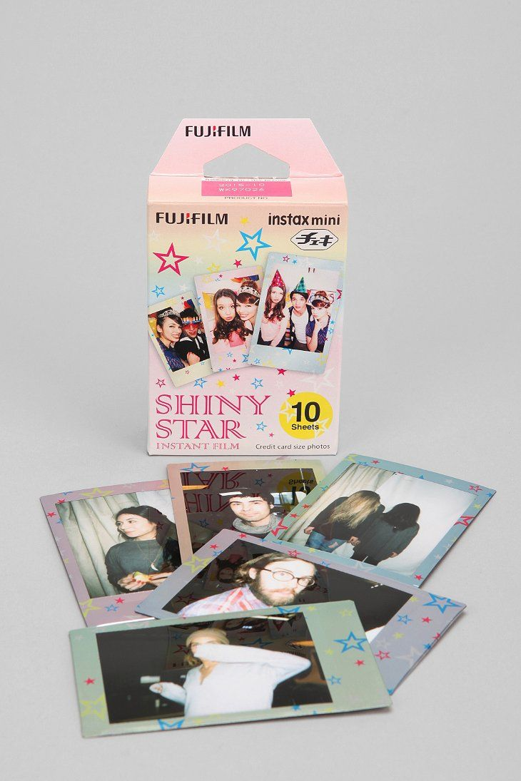 Shiny Star Film for Instax Camera Fuji Film