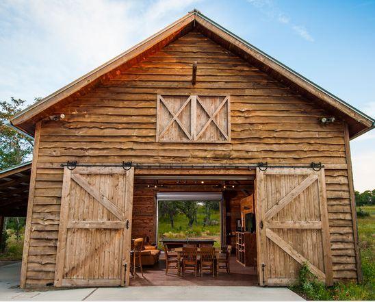 Farm guest house.