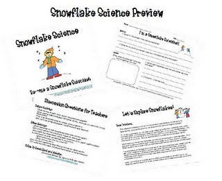 Snowflake Science Worksheet. Snowflake. Best Free