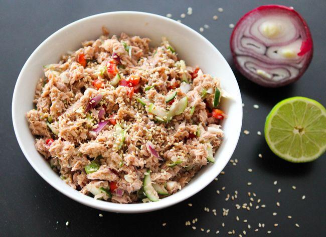 Thai Tuna Salad - Table for Two