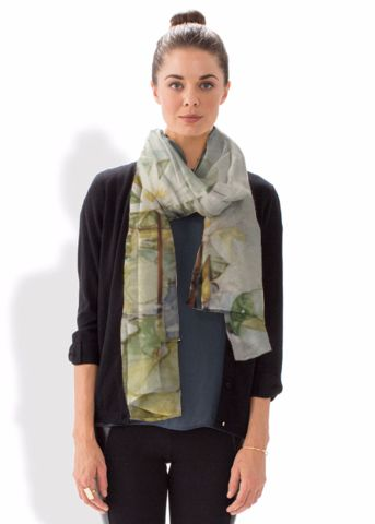 Modal Scarf - The Resolutions Tree by VIDA VIDA Uils46Iy