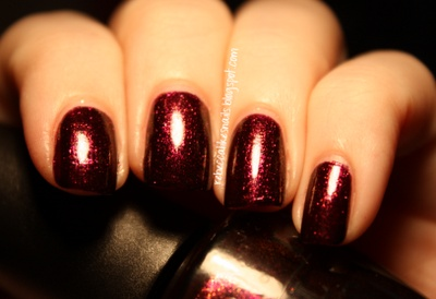 OPI - Chatters Me Up.  Exclusive to Chatters Salons in Canada