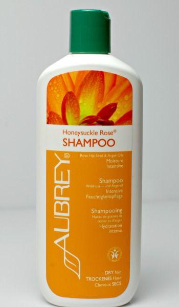 AUBREY ORGANICS shampoo ohne sulfate Honeysuckle Rose