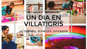 Dar y recibir: Un día en VillaTigris