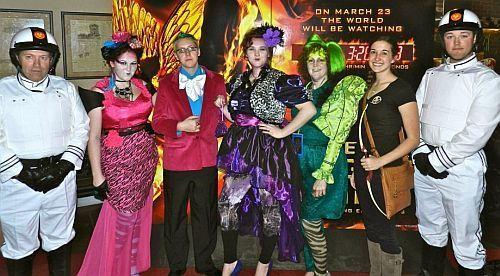 Mockingjay Costumes: Mockingjay Costume Ideas