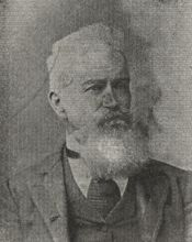 Benjamin Franklin Grady. Image courtesy of the Biographical Directory of the United States Congress.