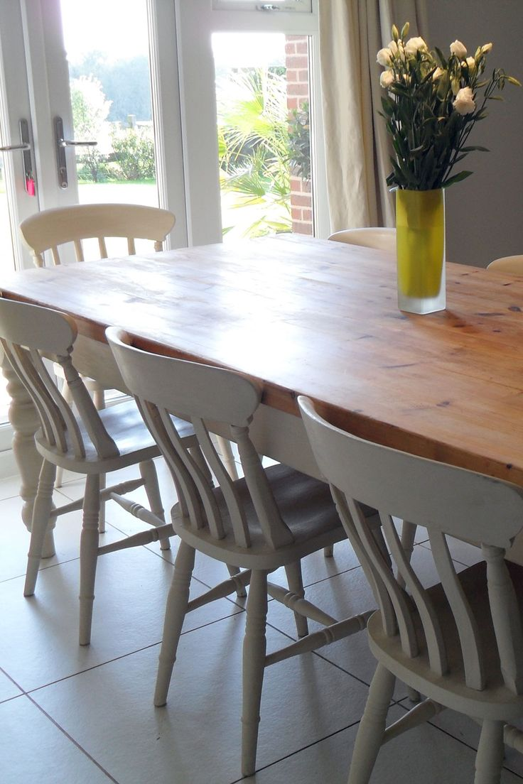 10 best images about Upcycle dining table on Pinterest