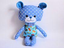 Victor großer Teddybär