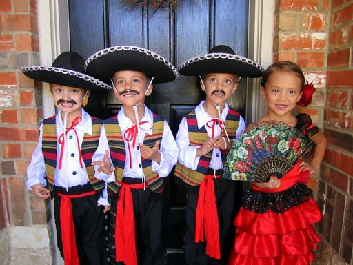 the steece mariachi band - Band Halloween Costumes
