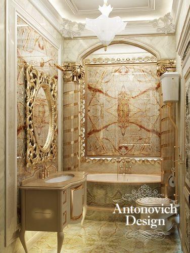 Валуево – элитный дизайн коттеджей от Antonovich Design