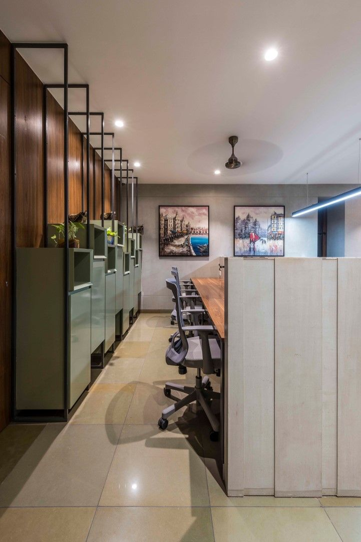 Advocate Office Design Studio Infinity The Architects Diary In 2020 Architect Office Design Design Studio Office Small Office Design