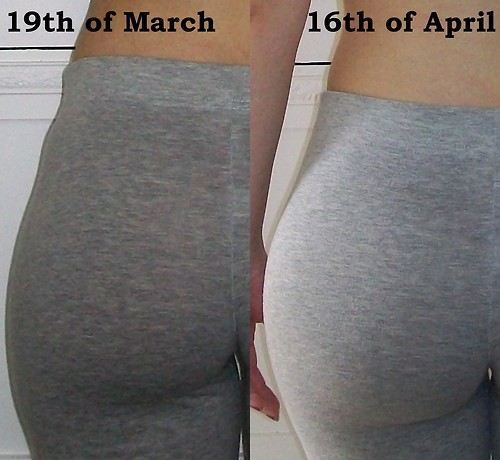 Before & After: Squats                                                                                                                                                                                 More