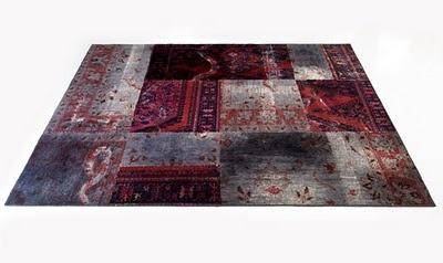 Kymo - Assembled rugs