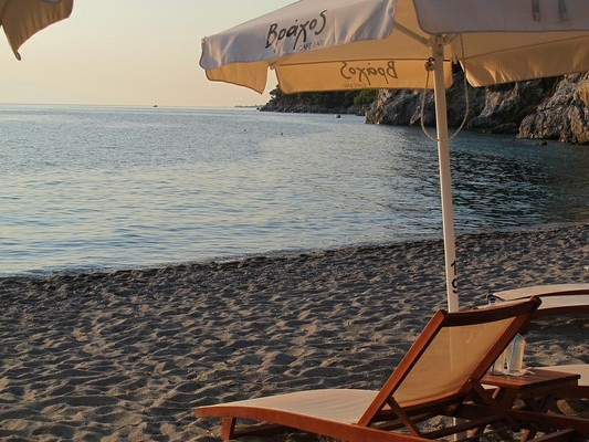 Alonissos photo gallery - The Beachfront Club
