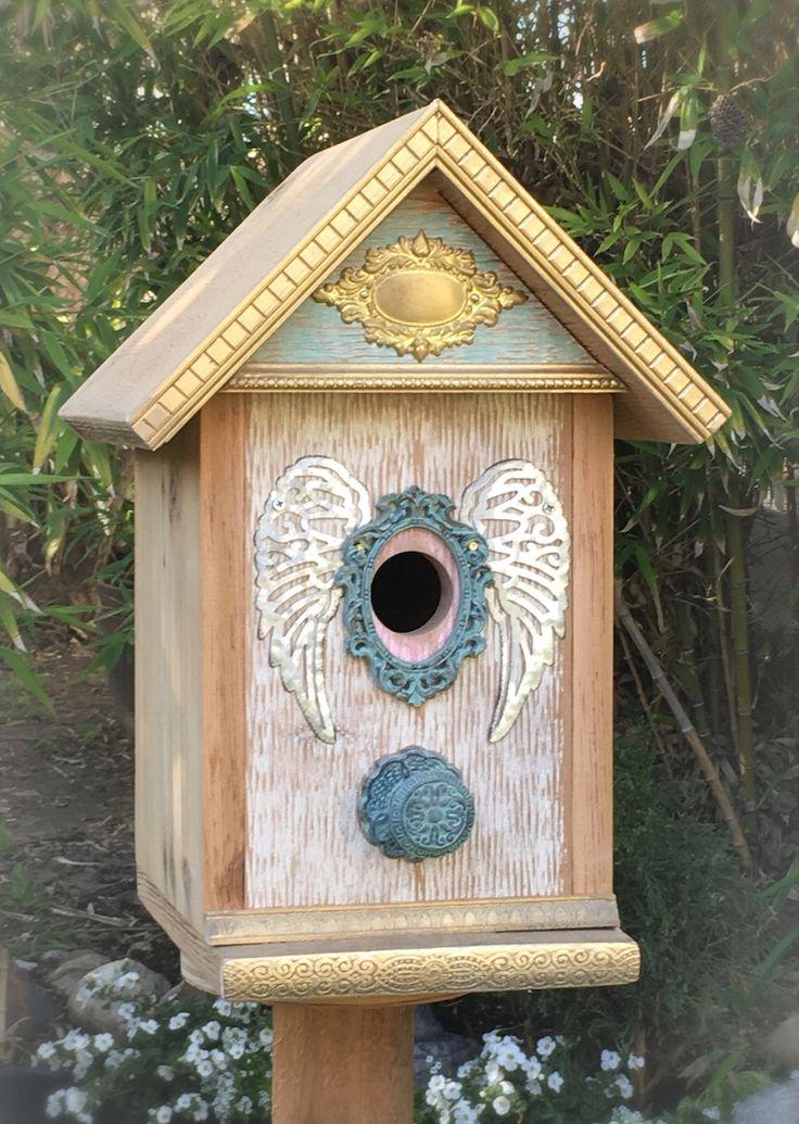 Aile du0027or Birdhouse 536 best Bird Houses