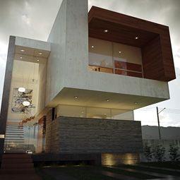 749 best Modern   Exterior   Houses images on Pinterest ...