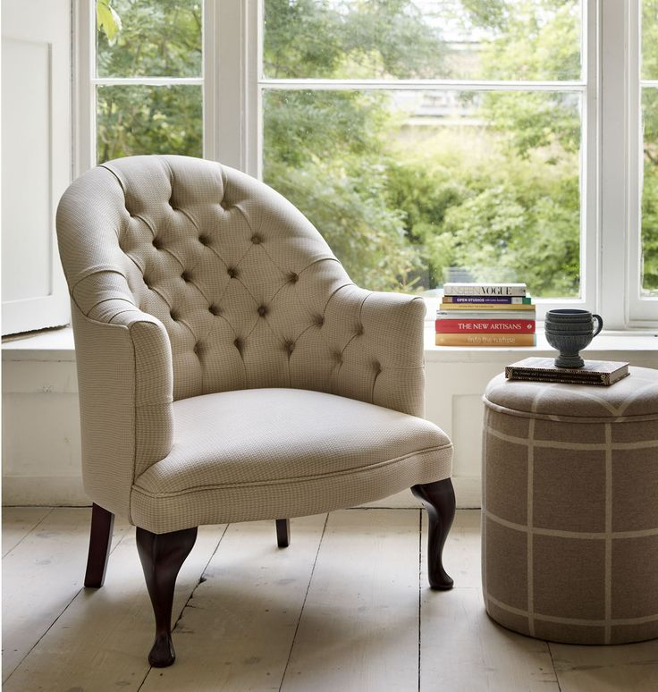 Charming Occasional Chair Example #thedormyhouse
