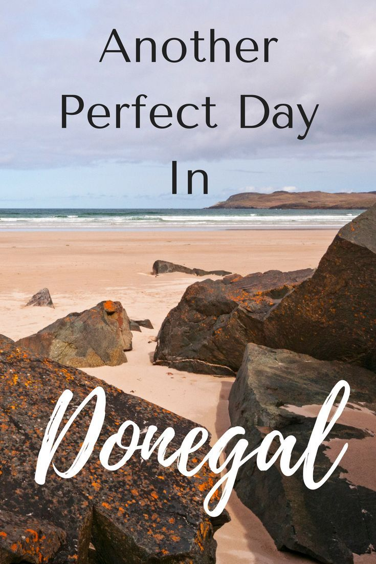 I bet you've had a perfect day while you were traveling — a day you wish you could bottle up and take out when you're back home having a bad day. Well I had many perfect days in County Donegal. It was hard not to in this beautiful part of Ireland. Click through to find out what makes a perfect day in this perfect country! #travel #ireland #budgettravel #europetravel #wanderyourway