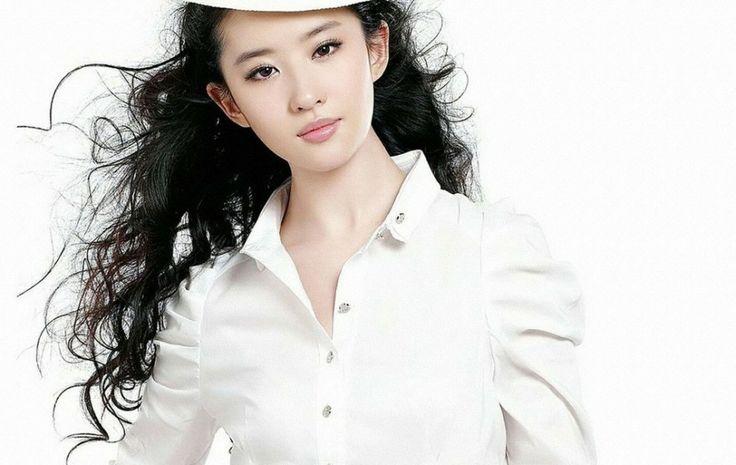 Liu Yi Fei Wallpaper HD, Wallpaper HD Free