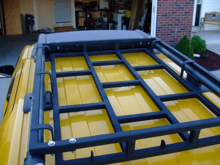 104 Best Car Roof Racks Images On Pinterest 4x4