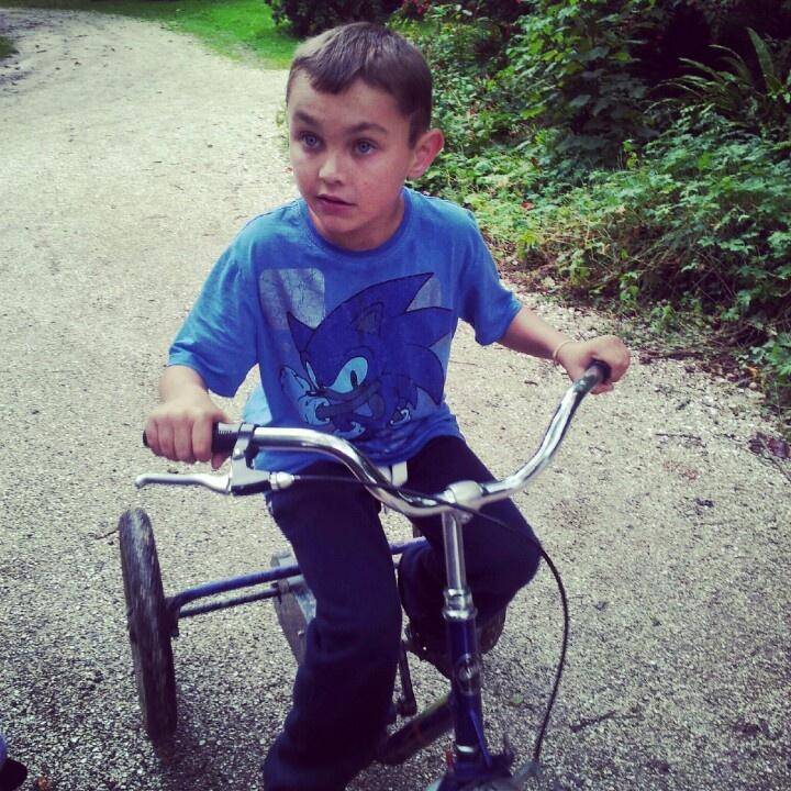 Bikes  #CPFamilyBreaks