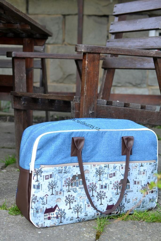 Víkendová taška PARK