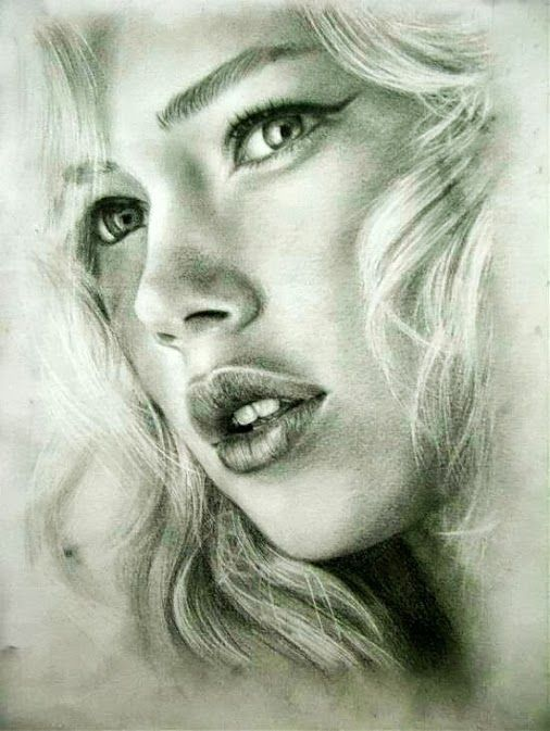 """Let Me Show You How You Too Can Draw Realistic Pencil Portraits Like A Master With My """"Truly"""" Step-by-Step Guide..."""