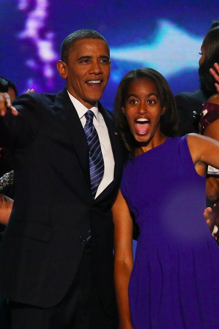 Malia Obama Just Scored an Internship With Harvey Weinstein