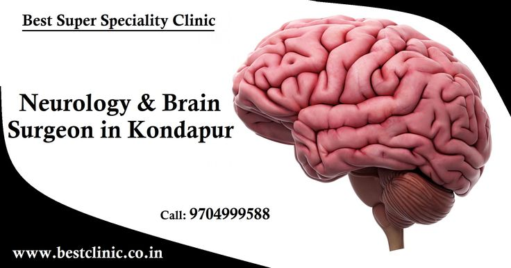 Pin by Best Super Speciality Clinic Kondapur on Neurology