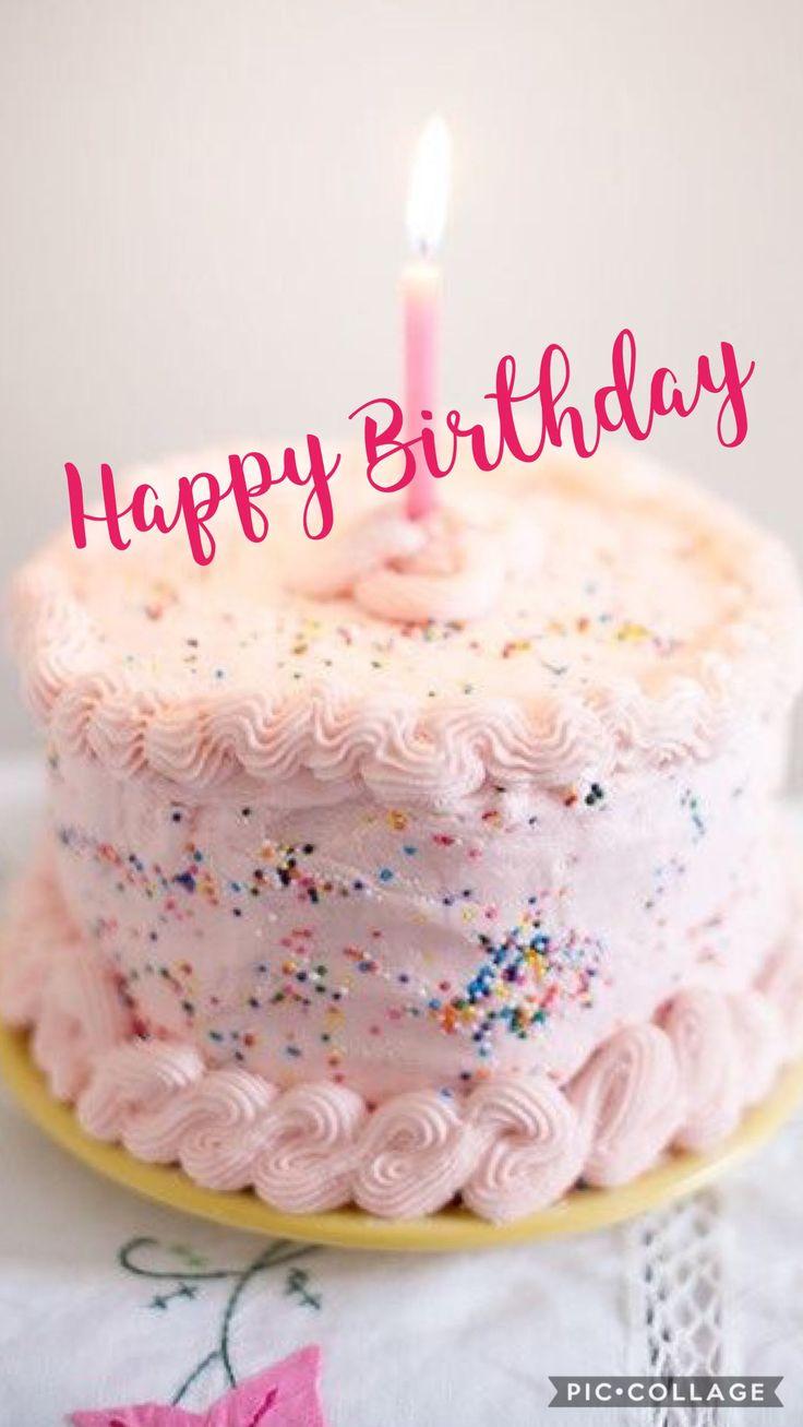 Birthday Cake to the Birthday celebrant