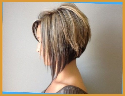 30 Stacked A Line Bob Haircuts You May Like | Pretty Designs throughout Stacked Inverted Bob
