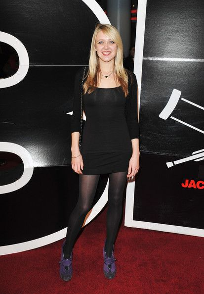 Emily Head Photos Photos - Emily Head attends the UK Film Premiere of 'Jackass 3D' at the BFI IMAX on November 2, 2010 in London, England. - Jackass 3D - UK Film Premiere - Outside Arrivals