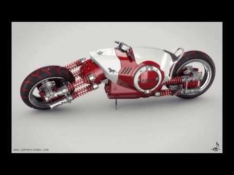 Motos com estilo