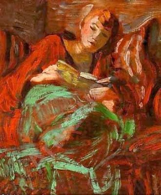 Grünewald, Isaac (1889-1946) Den interessanta romanen