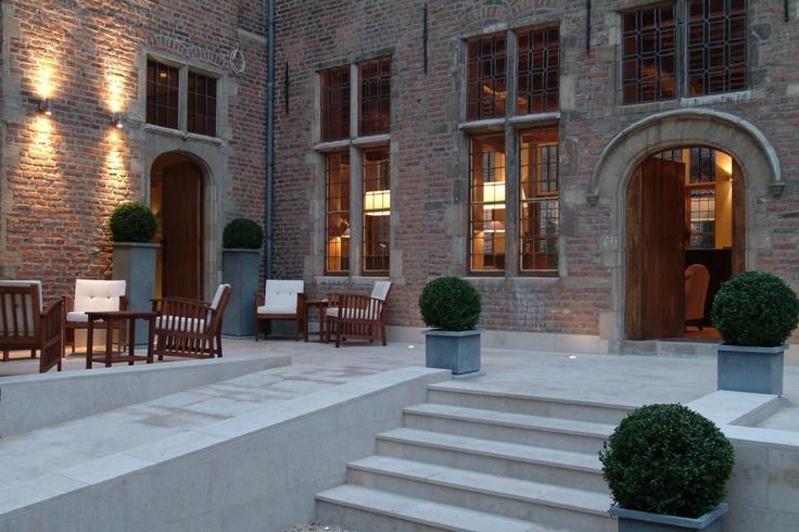 Klooster Hotel - Leuven http://golfandcountrytravel.nl/golf-landen/belgie/martins-kloosterhotel-leuven/#