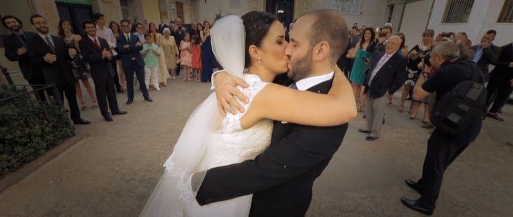 SANDRA Y PEDRO. Cinemediam tuvo el placer de vivir una boda con mucho arte, el coro rociero Miel de Romero dio a la ceremonia sabor andaluz ...