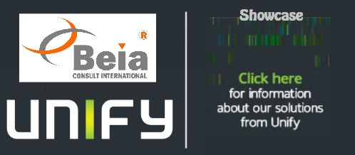Beia Consult Intl. is a Unify partner. Unify release an online portal, named Unify Showcase