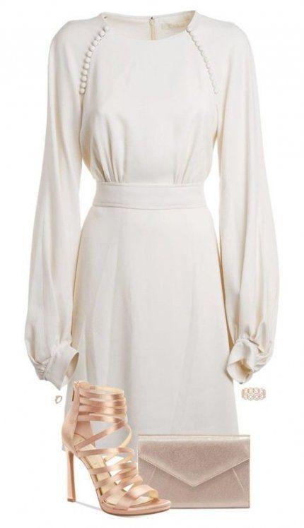67+ Trendy Vintage Wedding Dress With Sleeves Classy Simple #dress #wedding #vin… – Dresses For Weddings