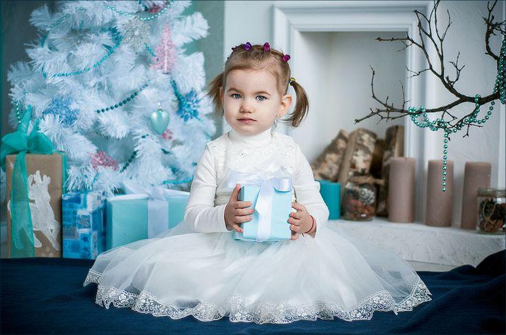 Фотография маленькой девочки
