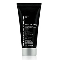 Instantly tightens, firms & smoothes the appearance of fine lines, deep wrinkles & pores to look years younger all day long. Revolutionary rinse-off formula means that the white residue is rinsed away, while active firming agents remain behind. These agents work beneath the skin's surface to help tighten, firm & smooth the appearance of fine lines, deep wrinkles & pores. Instantly look younger while minimizing crow's feet, under eye bags, nose-to-mouth lines, forehead creases etc.