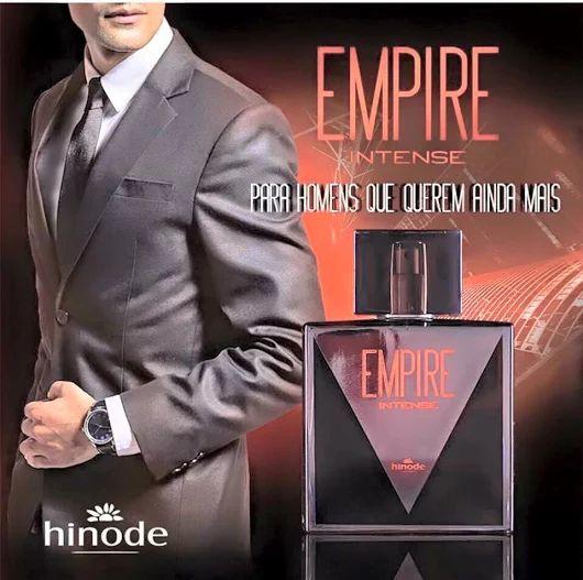 Empire Intense Hinode - Para homens que querem ainda mais! R$130,00  www.hinodeonline.net/536031