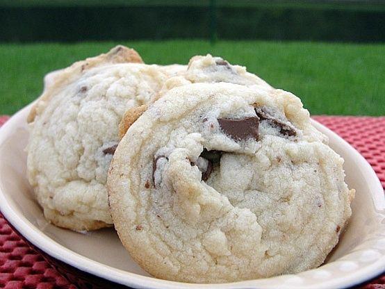 Toblerone Shortbread Cookies Recipe - Food.com: Food.com