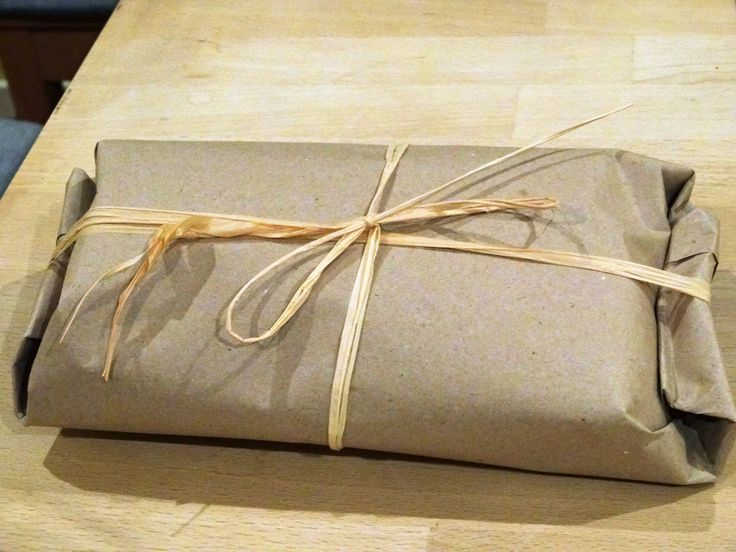 Christmas packaging :-) ..guess what is inside...;-)