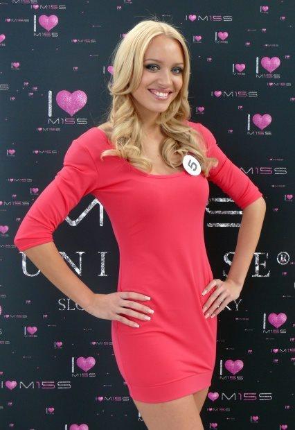 Jeanette Borhyová - Miss Universe Slovak Rep [20/1.72m]
