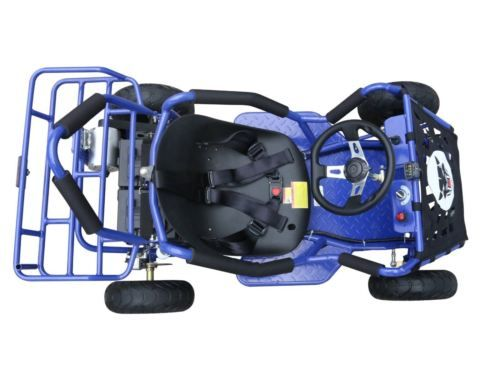 how to build an electric go kart for kids