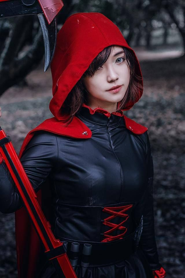 Pin By Foxylin On Ruby Rose Rwby Cosplay By Foxylin Pinterest