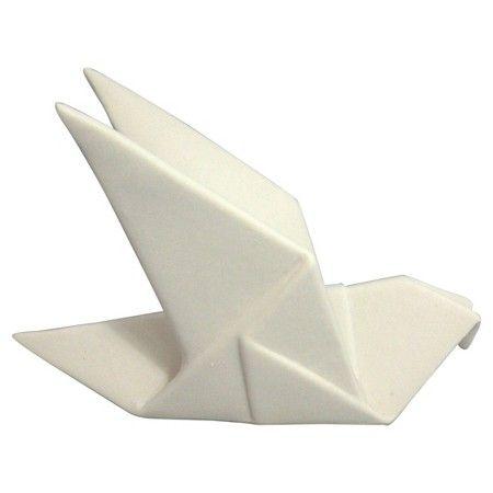 Origami paper target