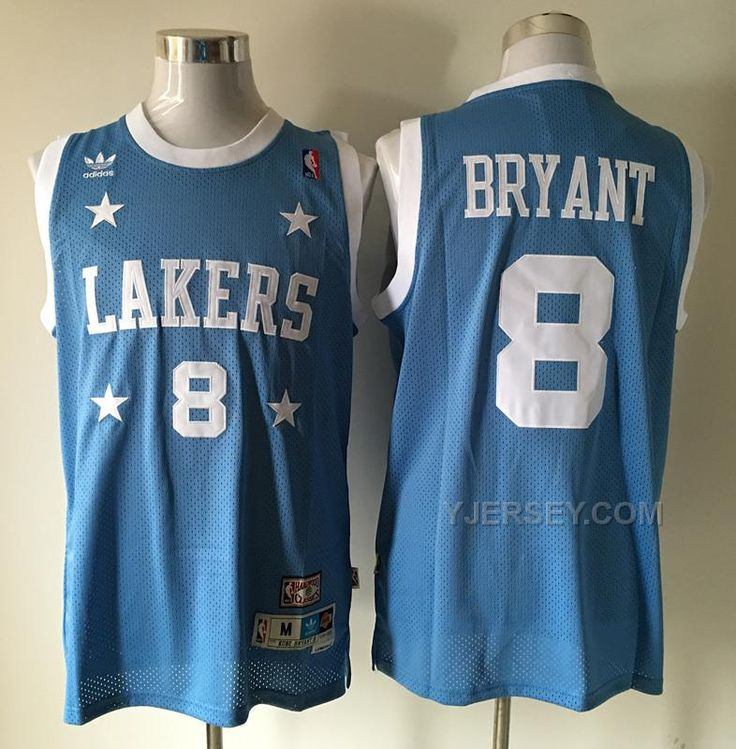 http://www.yjersey.com/nba-lakers-8-kobe-bryant-light-blue-1950s-throwback-jersey.html NBA LAKERS 8 KOBE BRYANT LIGHT BLUE 1950S THROWBACK JERSEY Only $39.00 , Free Shipping!