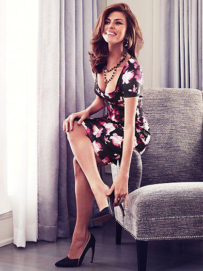 Eva Mendes Collection - Dita Dress - New York & Company